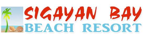Welcome to Sigayan Bay Beach Resort