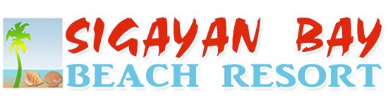 Welcome to Sigayan Bay Beach Resort